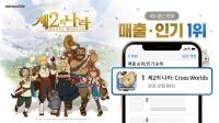 넷마블 '제2의 나라' 출시 첫날 한국 애플 매출 1위