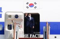 文대통령, 대면 다자외교 재개…'유럽 순방' 관전 포인트