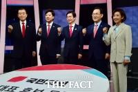 이준석 '돌풍' 속 전당대회 개막...국민의힘 사령탑 누구?