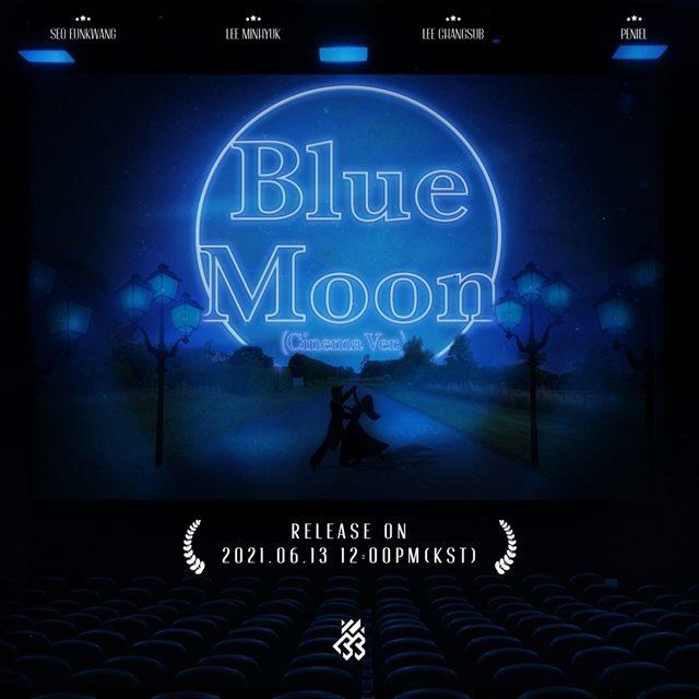 그룹 비투비가 오는 13일 디지털 싱글 Blue Moon (Cinema Ver.)을 정식 발매한다. /큐브 엔터테인먼트 제공