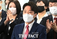 '보수정당 새역사' 이준석