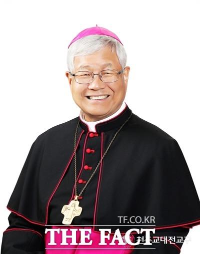 유흥식 대전교구장, 한국 첫 교황청 성직자성 장관 임명