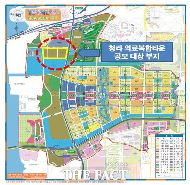 인천 청라복합의료타운, 지역 병원 입주가 시너지 낼 수 있다