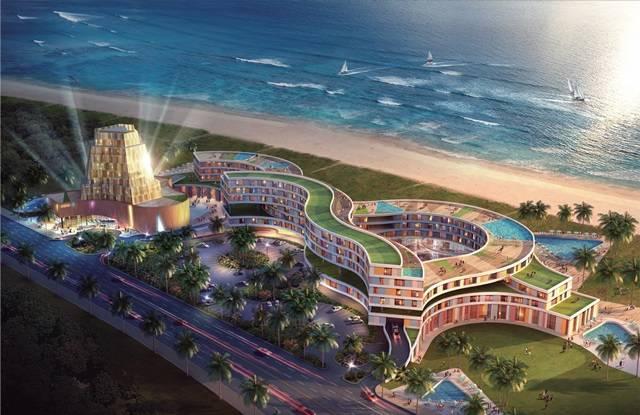 서세원의 해외 복합 건설사업 청사진 중 가장 큰 규모는 캄보디아 수도 프놈펜으로부터 남서쪽으로 약 160㎞ 떨어져 있는 남서부 청정 해안도시 켑(Kep) 주에 건설되는 대규모 복합리조트다. /소스원 제공