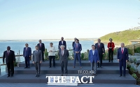 사진으로 보는 G7, 文