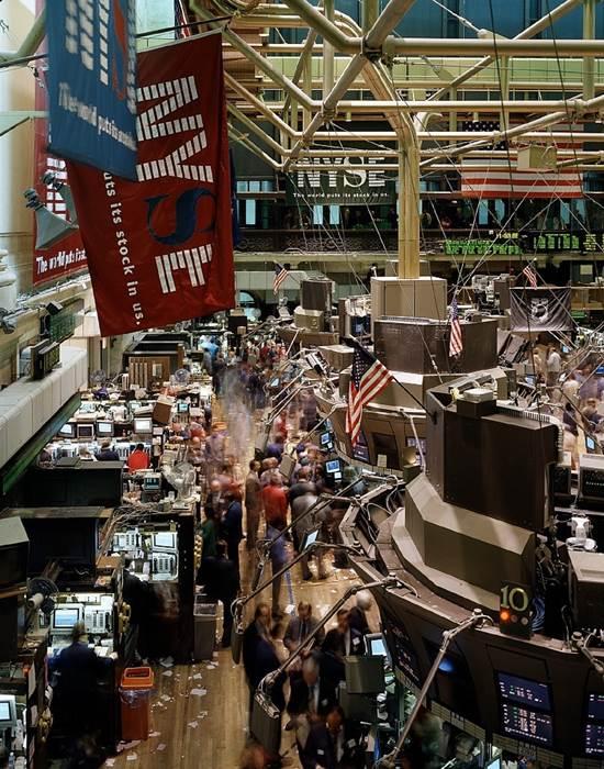 15일(현지시간) 뉴욕증권거래소(NYSE)에서 다우존스30산업평균지수는 전장보다 94.42포인트 하락한 3만4299.33으로 거래를 마쳤다. /Pixabay