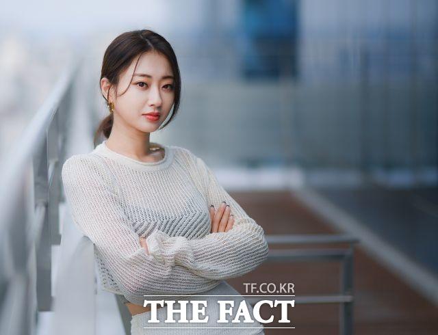 박경리는 최근 종영한 JTBC 언더커버를 통해 첫 정극에 도전했다. 그는 언더커버 요원 고윤주 역을 맡아 존재감을 각인시켰다. /이동률 기자