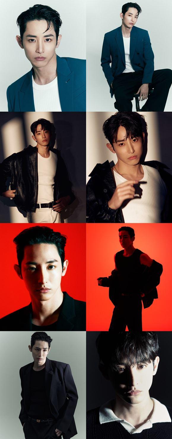 배우 이수혁의 새로운 프로필 화보가 공개됐다. 특히 이수혁은 이번 프로필을 통해 다양한 활동을 예고해 눈길을 끌었다. /YG엔터테인먼트 제공