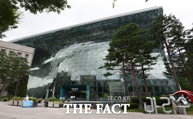 일부 시의원들은 교육플랫폼추진반 신설과 관련해 서울시교육감의 권한을 침해하는 것이라고 비판했다. /남용희 기자