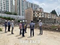 대전시, 21일까지 건축물 해체공사장 2차 특별 안전점검