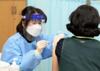 17일 기준 제주도내 1차 예방접종 완료 25.4% 기록
