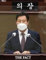 조직개편안 통과 한시름 던 오세훈…여전히 '첩첩산중'