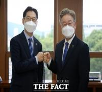 김경수-이재명 지사