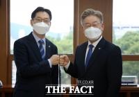 김경수-이재명지사, 수도권과 비수도권 상생발전 위해 협력
