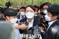 윤석열 대선 지지율 하락…최재형 '상위권' 진입