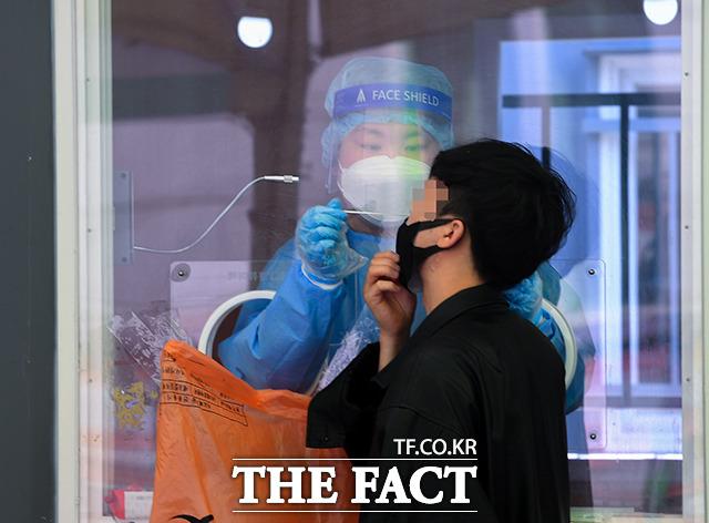 21일 대전에서 해외 입국자 일가족 등 20명이 코로나19에 감염됐다. / 더팩트 DB