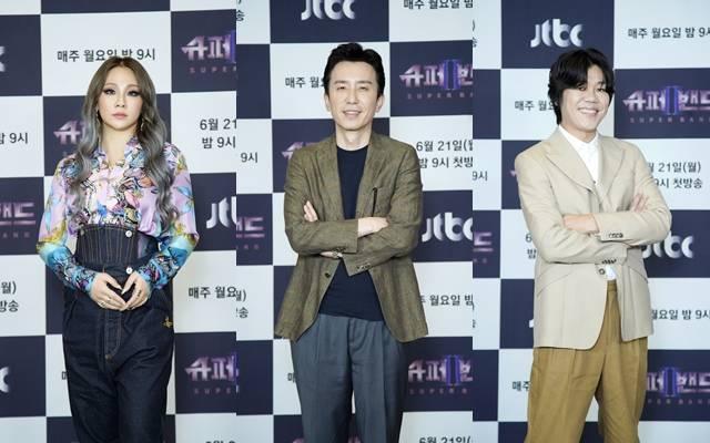 CL 유희열 이상순(왼쪽 부터)이 프로듀서로서 시즌 2에 새롭게 합류했다. /JTBC 제공
