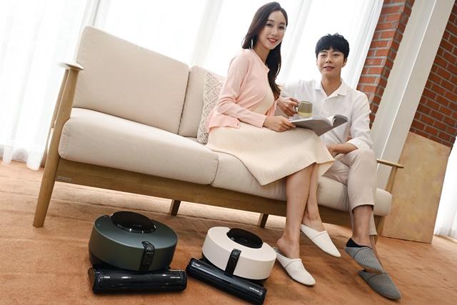 LG전자, 더 똑똑한 로봇청소기 '코드제로 R9 오브제컬렉션' 출..