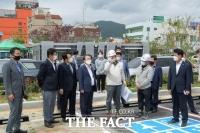 순천시, 남정지구 우수저류시설 사업 준공
