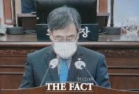 정우철 청주시의원 '명암지에 오·폐수 유입…주민 원성'