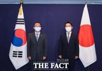 韓·日, '북핵 문제'에 머리 맞댄 수석대표 [TF사진관]