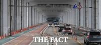 한강 잠수교, 찻길서 '사람길'로 바뀐다