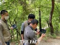 산림청, 인천·경기 산림 내 불법행위 184건 적발
