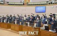 대전시의회 1차 정례회 폐회...조례안 등 63건 처리