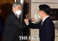 '한미 북핵문제 협의 돌입'…성 김,