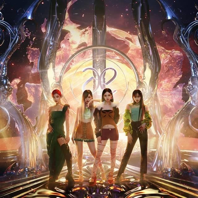 그룹 에스파의 Next Level 뮤직비디오가 1억 뷰를 돌파했다. 이에 미국 ABC뉴스는 K-팝 루키의 진정한 다음 단계(Next Level)라고 극찬했다. /SM엔터 제공