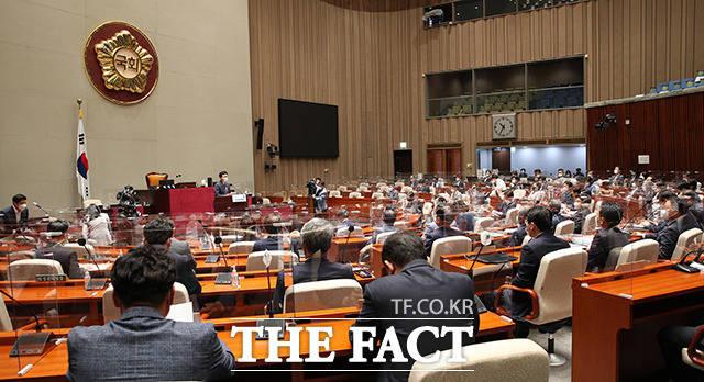 경선 일정 연기될까? 심각한 분위기가 감도는 더불어민주당 의원총회