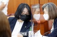[속보] 與, 부동산 의혹 윤미향·양이원영 의원 제명
