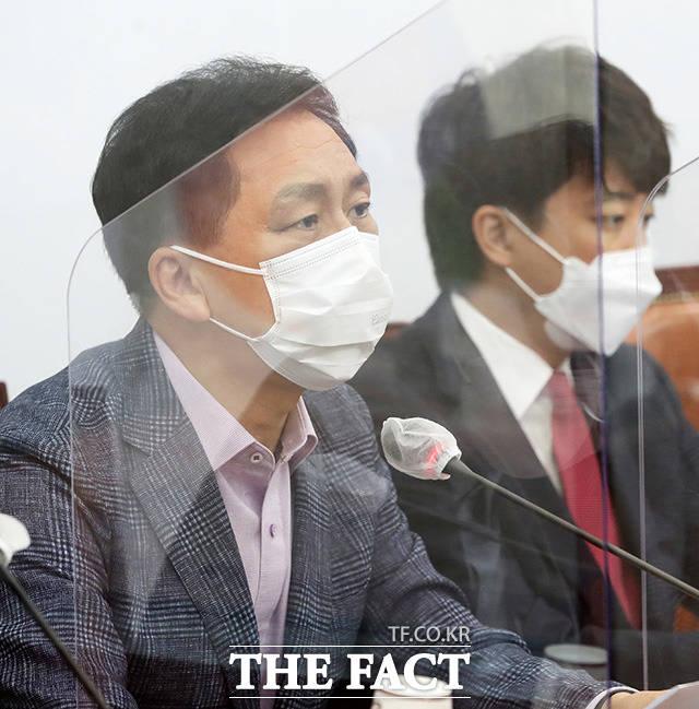 모두발언하는 김기현 원내대표