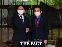 정세균·이광재 단일화 첫걸음…'反이재명 연대' 시동
