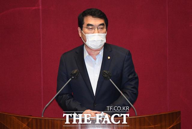 같은 법안에 양기대 더불어민주당 의원 또한 토론자로 나와 토론을 진행.