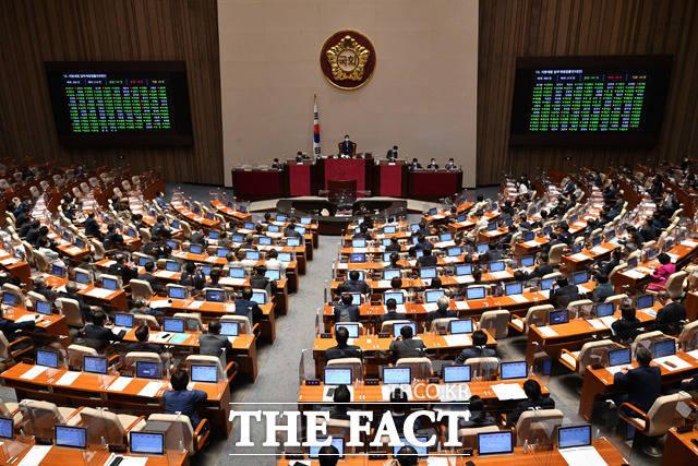 지방세법 일부개정법률안(대안)은 재석 214인에 찬성 147인, 반대 24인, 기권 43인으로 가결됐다.