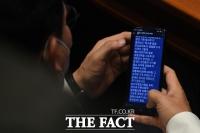'장모사건, 윤대진 검사장 친형사건'…윤석열 의혹 관련 메시지 주고 받는 송영길 [TF포착]
