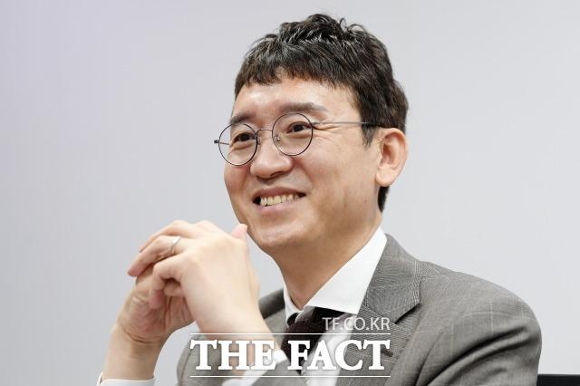 김웅 국민의힘 의원은 21대 국회 개원 이후 대표 발의한 법안이 아직 없다. /이선화 기자