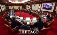 임시 국무회의에서 2차 추가경정예산안 심의·의결 [TF사진관]