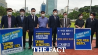 대전시 방문 송영길,