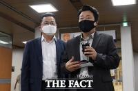 '김광석 부인 명예훼손' 이상호, '항소심도 무죄' [TF사진관]