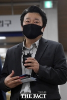 '항소심도 무죄' 소감 밝히는 이상호 [포토]