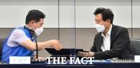 서울시, 시 공무원 노조와 '청렴서울실천' 협약 [포토]