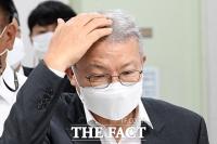 '151번째 재판' 출석하는 양승태 전 대법원장 [TF사진관]