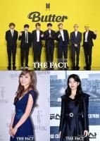 '핫 100 6주 1위' 방탄소년단, 끝없는 기록행진 [TF업앤다운 (상)]