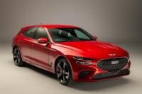 제네시스, 유럽 전략형 모델 'G70 슈팅 브레이크' 세계 최초 공개