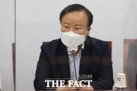 '與 경선참여 인증샷' 올린 김재원