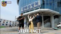 개그맨 황영진·이수빈, MC떡배와 '광주 어디가' 웹예능 촬영