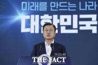 '한국판 뉴딜' 1년…'휴먼' 더한 文대통령 뉴딜 진화 구상
