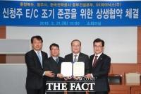충북도-청주시-한전-SK하이닉스, 신청주에너지센터 공사 기간 3년 단축